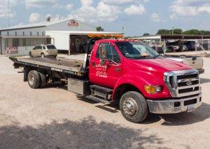 Tow Truck, Seminole Auto Salvage