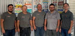 Seminole Auto Salvage Employees